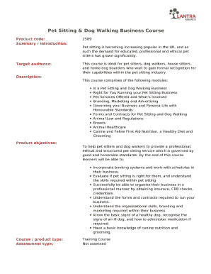 printable pet sitting contract template uk edit fill out