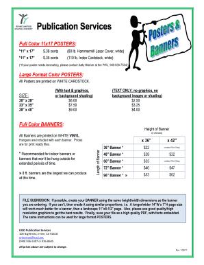 Fillable 11x17 print walgreens - Edit Online & Download