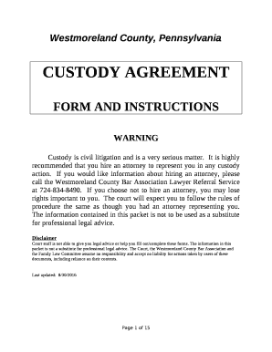 The court will expect you to follow the rules of procedure