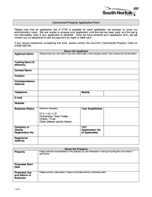 how to complete a pdf application form online