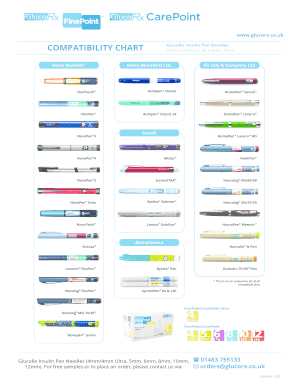Editable Insulin Chart Fill Print Forms Png 298x386 Expiration Dates