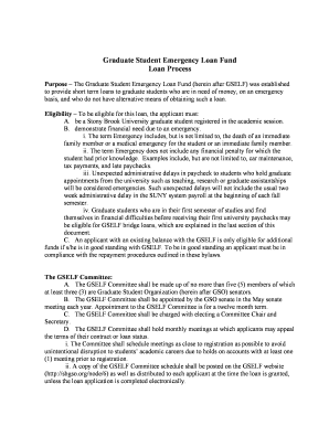 Editable emergency loan sample letter form samples online in pdf graduate student emergency loan fund spiritdancerdesigns Choice Image