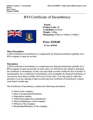 Printable certificate of incumbency pdf edit fill out phone6531582097 emailsales offshorecorpserve com bvi certificate of incumbency brandproduct code48 availabilityin stock weight240kg dimensions0 yadclub Images