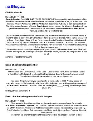 Of debt sample fill online printable fillable blank affidavit preview of sample desistance maxwellsz
