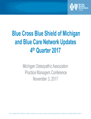 Submit Blue Cross Blue Shield Prior Authorization Form Michigan Pdf