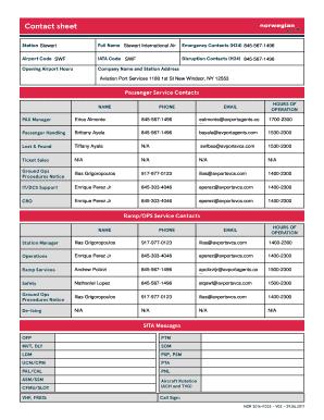 Fillable Online Norwegian Air Shuttle-2 - PPRuNe Forums Fax Email