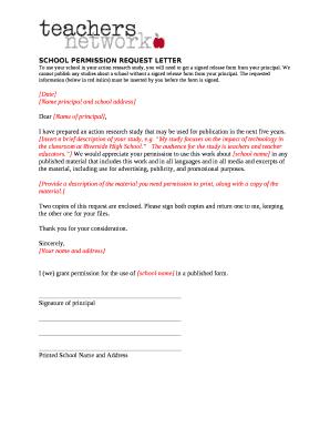 Fillable request letter to principal for permission edit online request letter to principal for permission altavistaventures Gallery