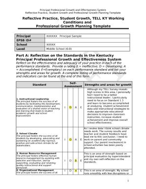 Fillable Online Xxxxxxprincipal Sample Fax Email Print Pdffiller