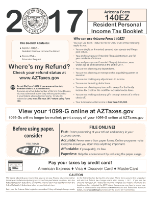 Fillable Online You can use Form 140EZ to file for 2017 if
