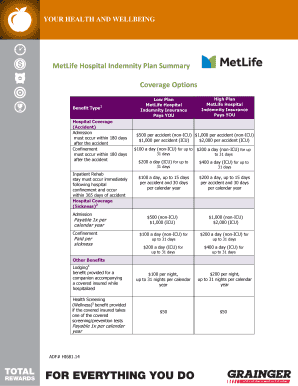 metlife life insurance claims phone number - Fill Out ...