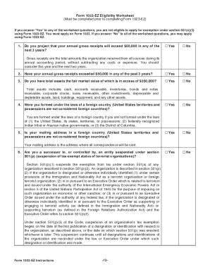 Downloadable PDF Instructions 1023-EZ 2018