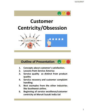customer feedback forms examples