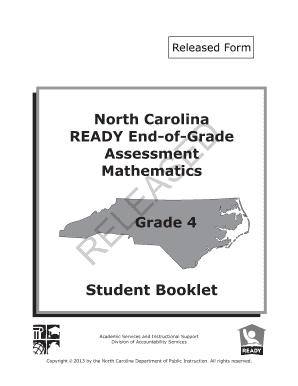 Cover_EOG Grade 4 Math Releas.... Sponsorship form