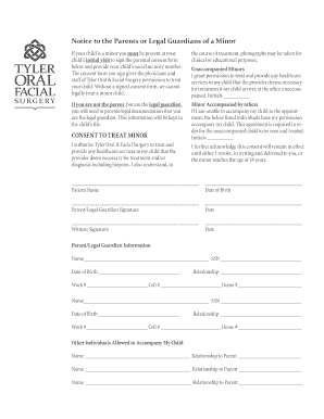 Facial Consent Form - Fill Online, Printable, Fillable, Blank ...