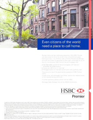 Hsbc Premier Account