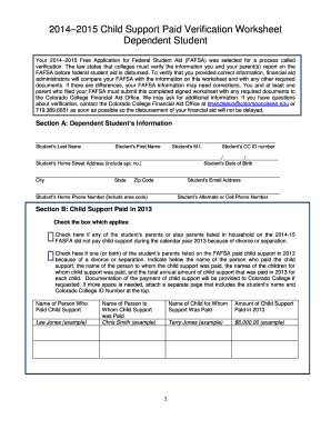 Worksheets Colorado Child Support Worksheet colorado child support worksheet online studimages com
