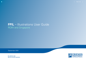 FPIL Illustrations User Guide - Friends Life