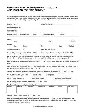 Rcil Application Form