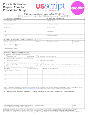 Ambetter Out Patient - Fill Online, Printable, Fillable, Blank ...