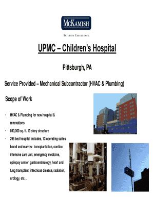 children s hospital pittsburgh pa - Forms & Document Samples