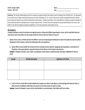 Editable apush period 2 test Templates to Complete Online | event