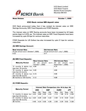 Icici Bank Nri Application Form