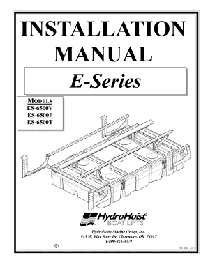 fillable online used floe vsd boat lift for sale manuals and guides Boat Lift Straps fill online