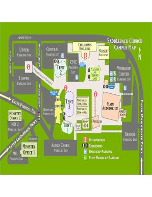 saddleback church campus map Fillable Online Saddleback Church Campus Map Saddleback Church saddleback church campus map