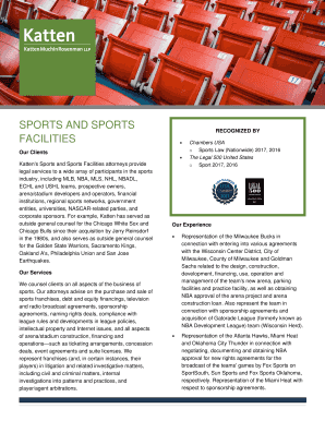sports sponsorship proposal template powerpoint - Edit, Fill