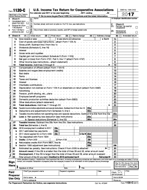 IRS 1120 Forms Versions and Schedules - Tax Form Catalog