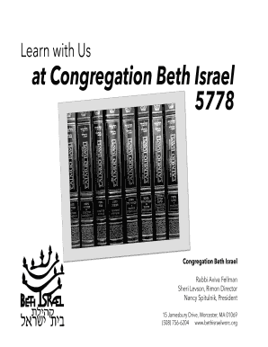 Whether you would like to practice conversational Hebrew, enhance your at-home spiritual practice,