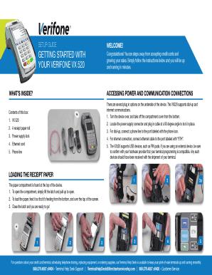 verifone ruby 950 manual