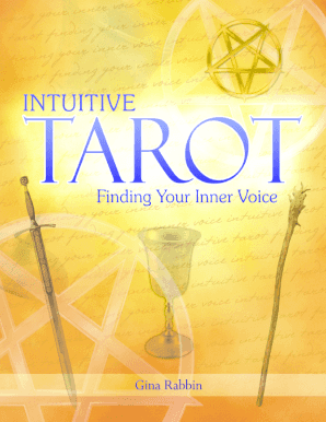 Printable the whole tarot workbook - Fill Out & Download Online
