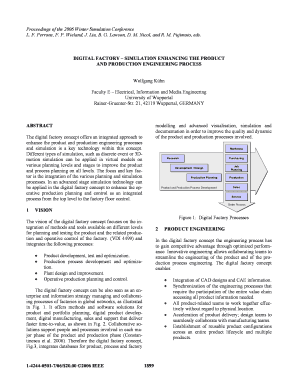 Proceedings Of The 2006 Winter Simulation Conference