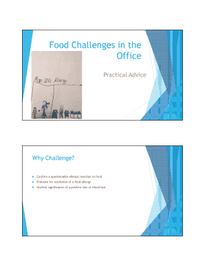 Food Intolerance Diary Template Challenges In The