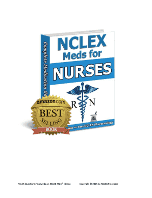 nclex questions on delirium - Fill Out Online, Download