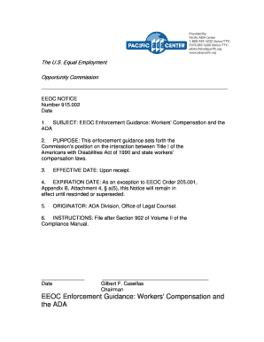Printable Eeoc Form 557 And Document Blanks To Submit In Pdf