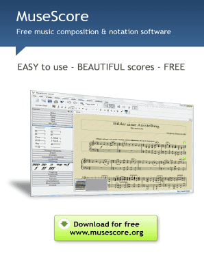 musescore download to Download - Editable, Fillable