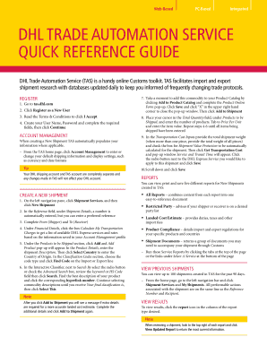 dhl customer service hours - Fill Out Online, Download