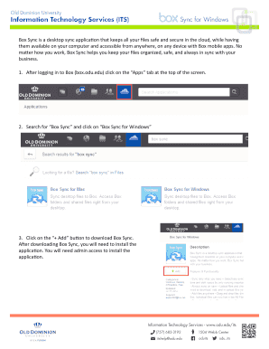 box sync not syncing - Fill Out Online, Download Printable