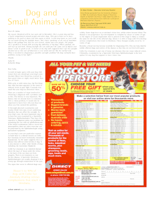Printable Dog Shot Record Template Fill Out Download Online