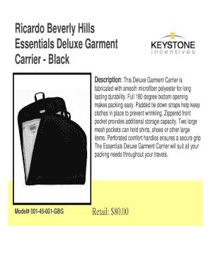 08c5e192e4 Fillable Online Ricardo Beverly Hills Fax Email Print - PDFfiller