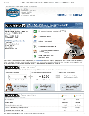 Free Carfax Hack Upcoming New Car Release 2020