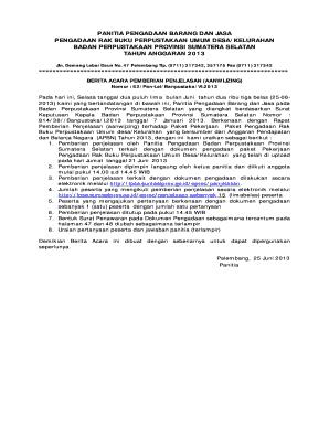 Contoh Surat Penawaran Barang Edit Online Fill Out