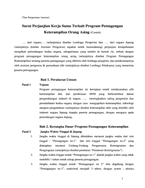 Contoh Surat Pemesanan Edit Online Fill Out Download