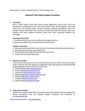 Contoh Surat Penawaran Barang Elektronik Edit Online Fill