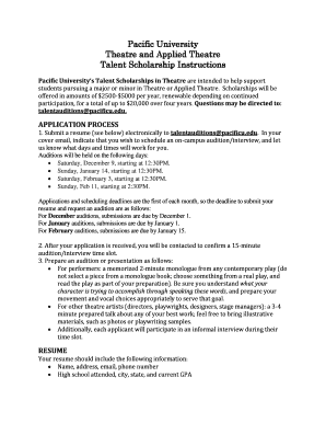 Printable theatre technician cover letter - Fill Out ...