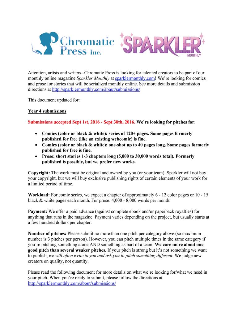 monthly online magazine Sparkler Monthly at sparklermonthly