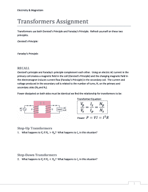 Fillable transformer secondary current calculator Forms and