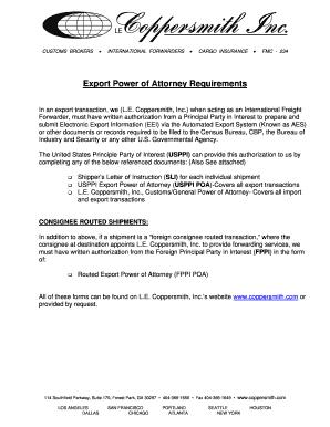 INTERNATIONAL FORWARDERS Fill Online, Printable, Fillable, Blank